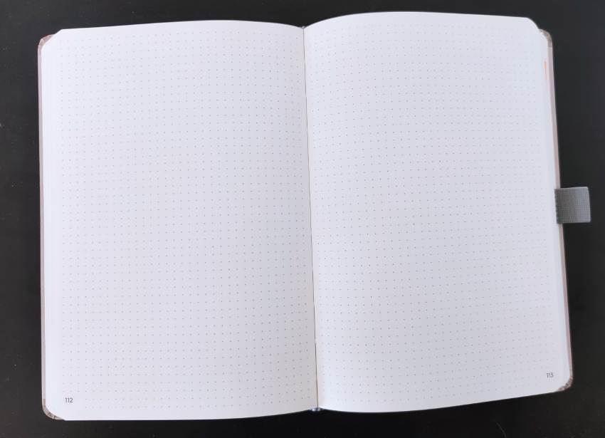 zettelweise Notizbuch